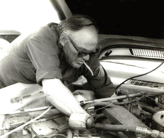 Reparación general de automóvil