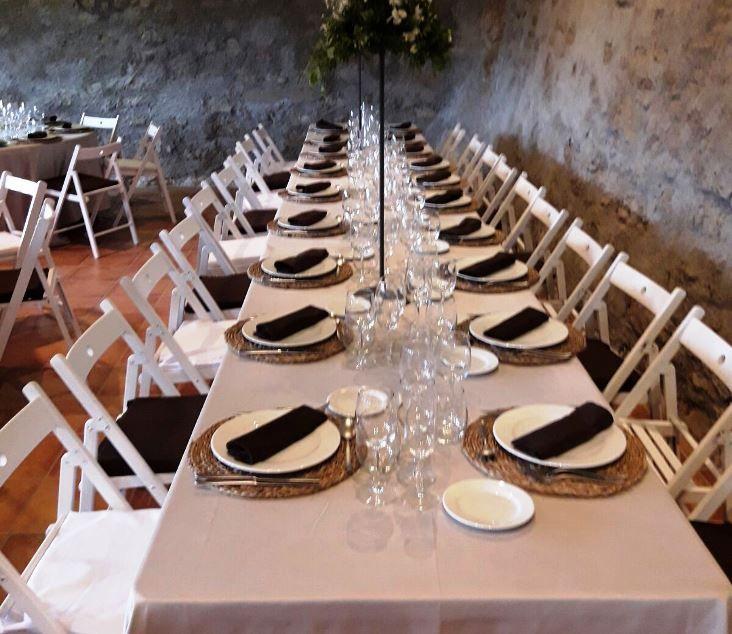 Alquiler de material para eventos en Girona