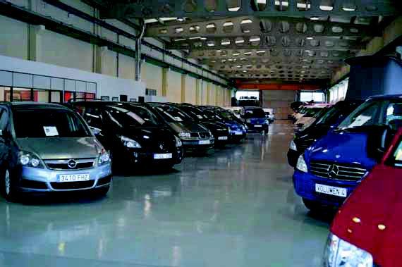 Foto 1 de Concesionarios y agentes de automóviles en Noáin / Noain | Volumen 4 Motor