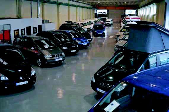Foto 15 de Concesionarios y agentes de automóviles en Noáin / Noain | Volumen 4 Motor