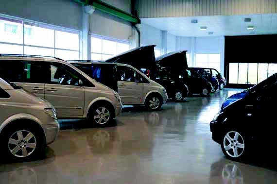 Foto 3 de Concesionarios y agentes de automóviles en Noáin / Noain | Volumen 4 Motor