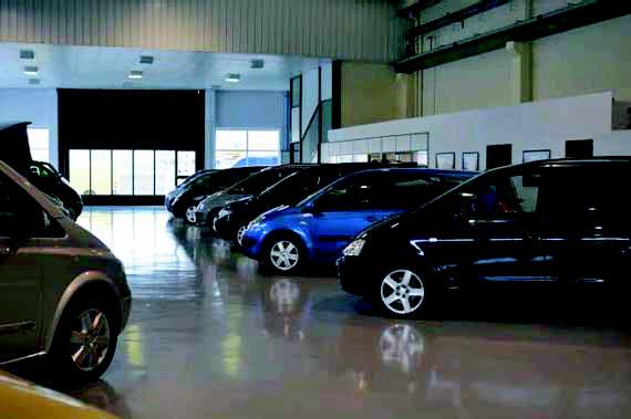Foto 4 de Concesionarios y agentes de automóviles en Noáin / Noain | Volumen 4 Motor