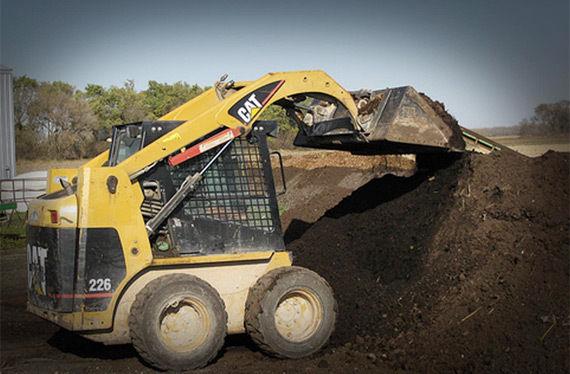 Foto 2 de Excavaciones en Talavera de la Reina | Excavaciones y Transportes Hermanos Morillo