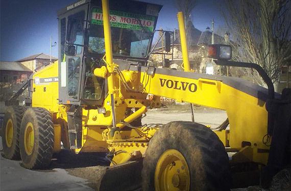 Foto 3 de Excavaciones en Talavera de la Reina | Excavaciones y Transportes Hermanos Morillo