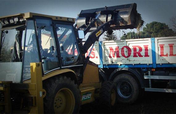 Foto 8 de Excavaciones en Talavera de la Reina | Excavaciones y Transportes Hermanos Morillo