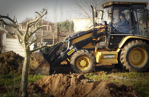 Foto 5 de Excavaciones en Talavera de la Reina | Excavaciones y Transportes Hermanos Morillo
