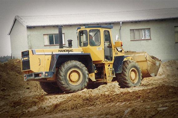 Foto 7 de Excavaciones en Talavera de la Reina | Excavaciones y Transportes Hermanos Morillo