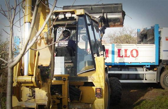 Foto 4 de Excavaciones en Talavera de la Reina | Excavaciones y Transportes Hermanos Morillo