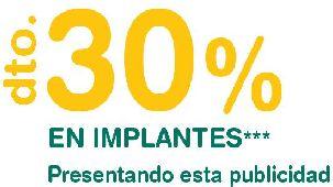 Oferta de implantes dentales en fuenlabrada