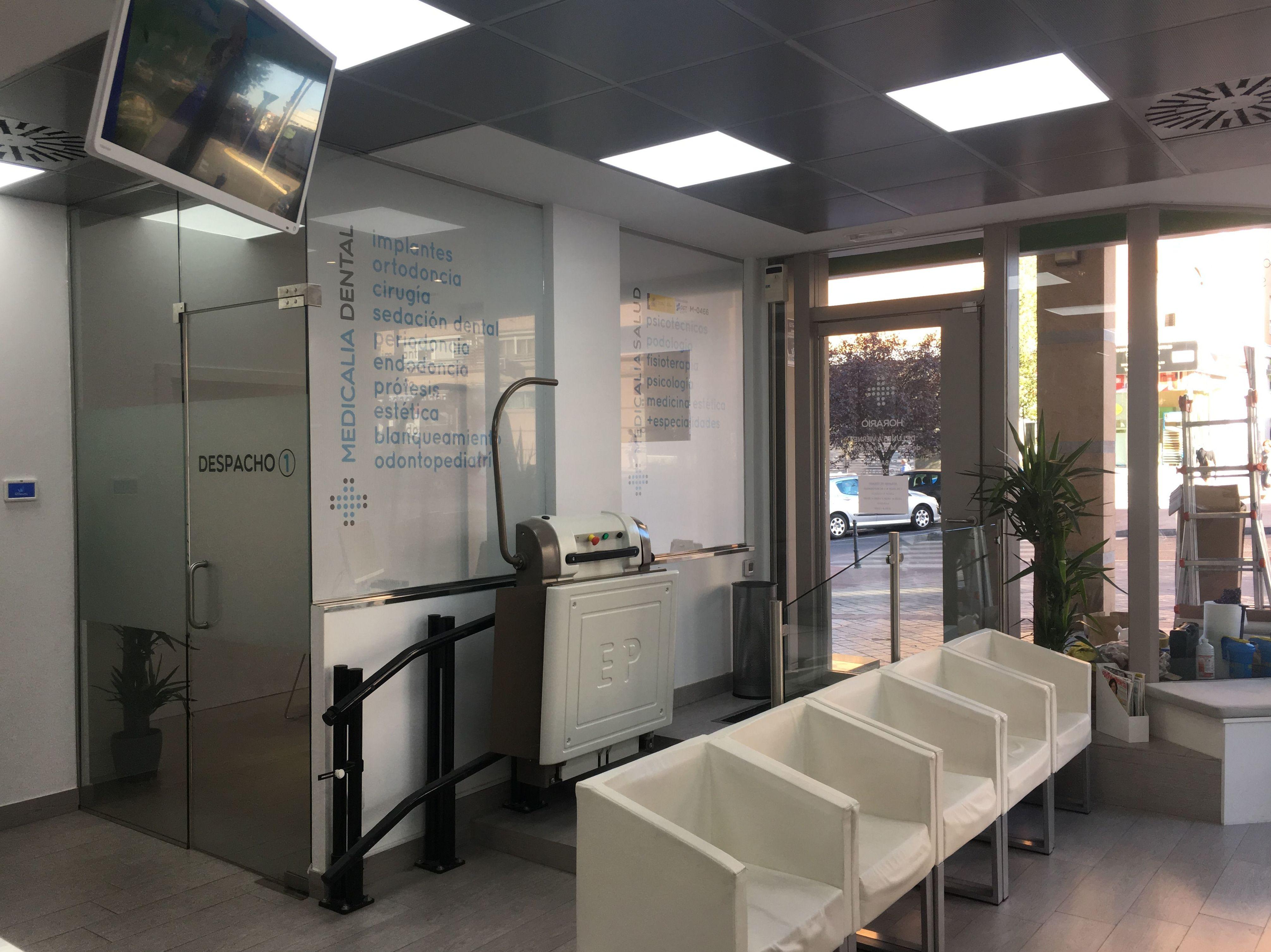 Centro dental fuenlabrada medicalia