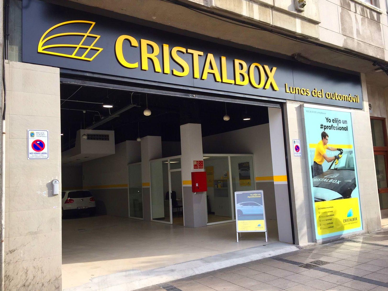 APERTURA DE NUEVO CENTRO CRISTALBOX SANTANDER