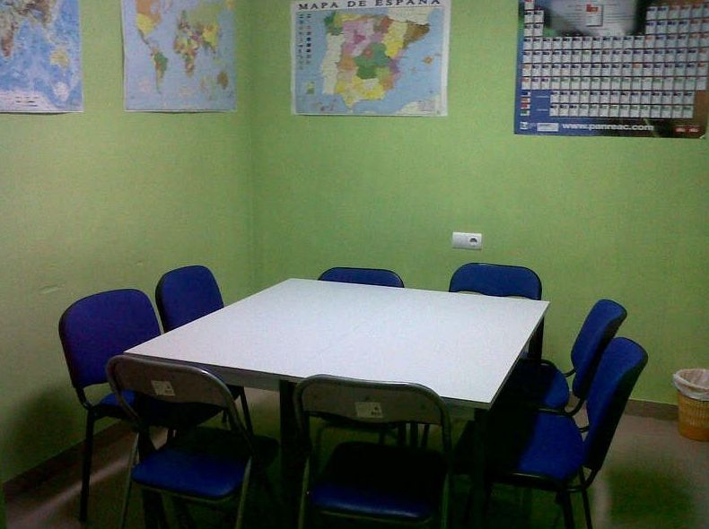 Academia de estudios en Roquetas de Mar
