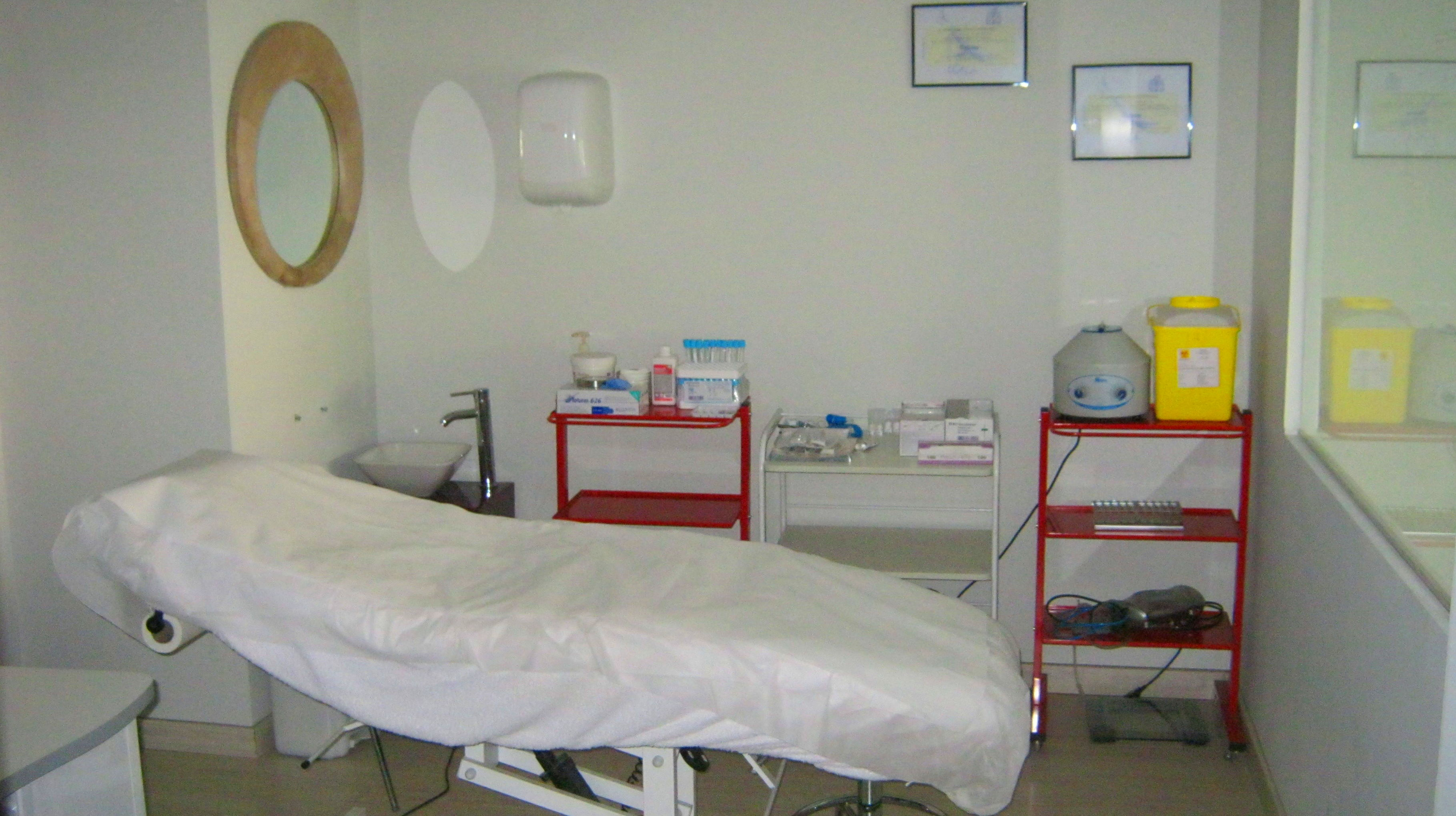 Cabina Medicina