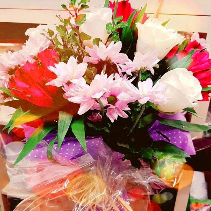 Bouquet al momento