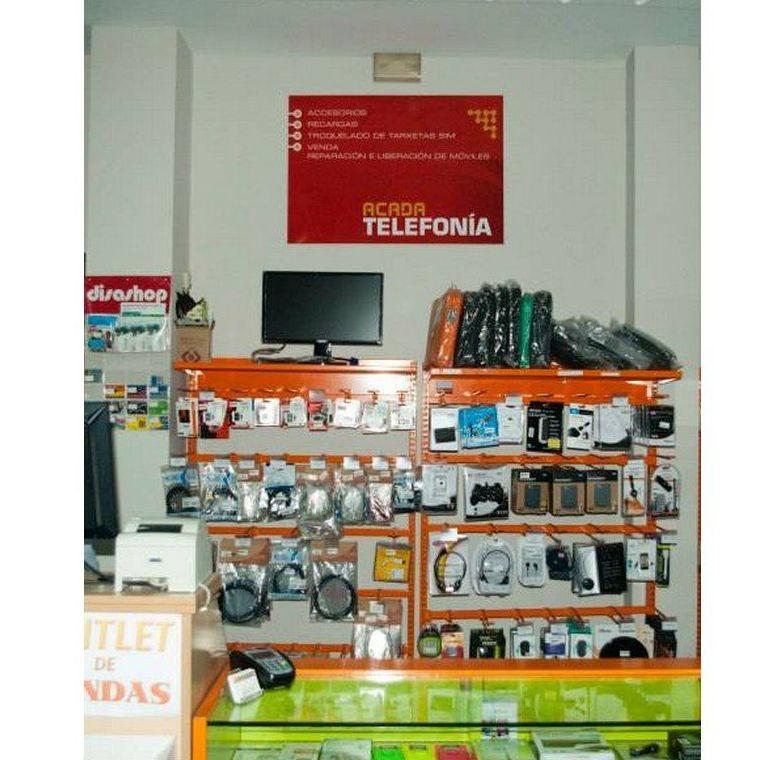Telefonía: Productos y servicios de Acada Comunicación
