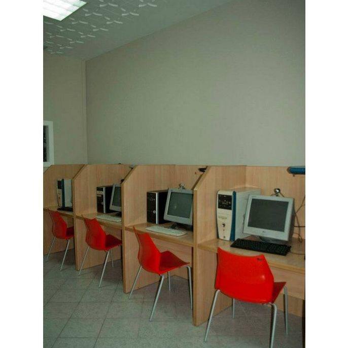 Ciber/aula: Productos y servicios de Acada Comunicación
