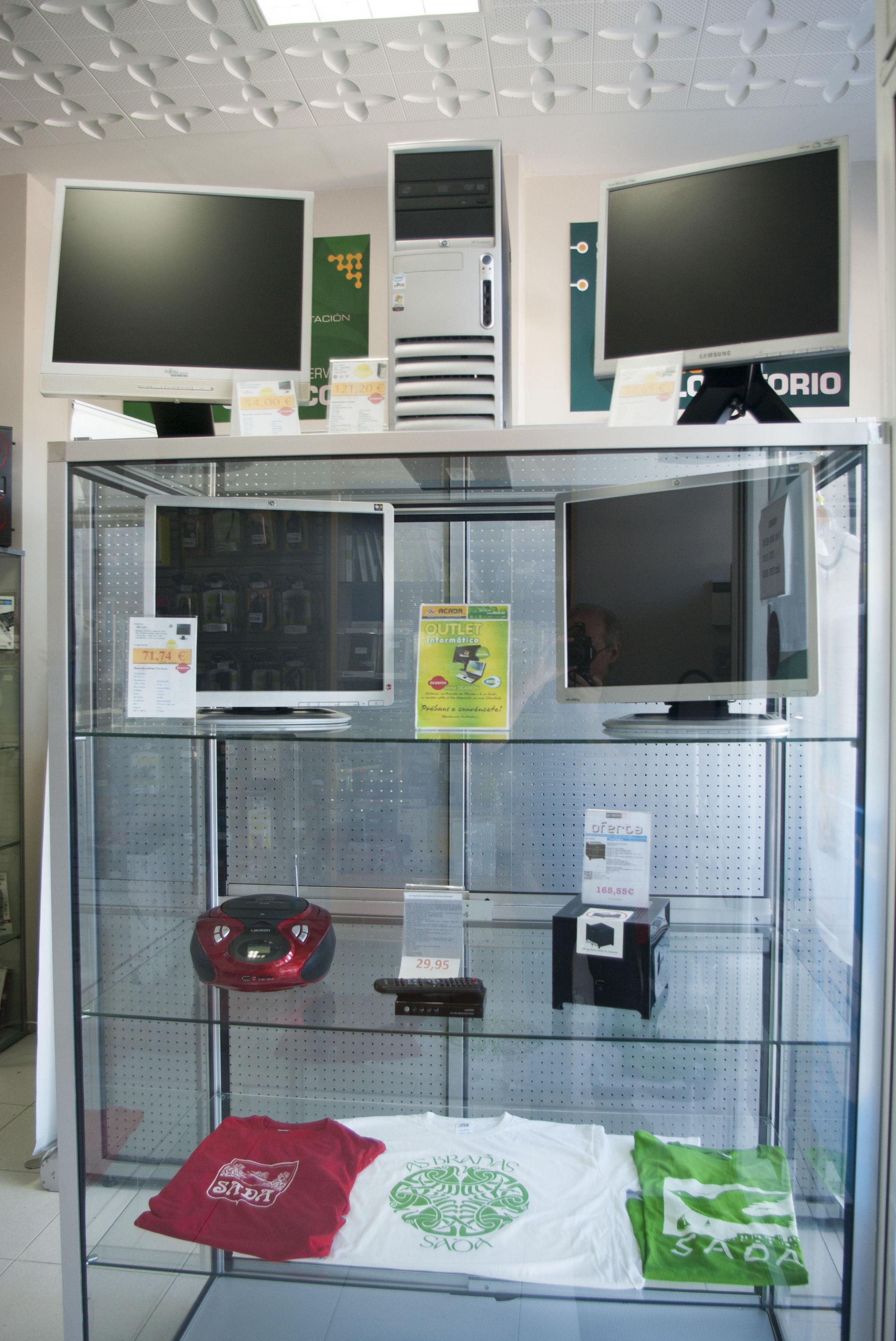 Foto 1 de Tiendas de informática en Sada | Acada Comunicación