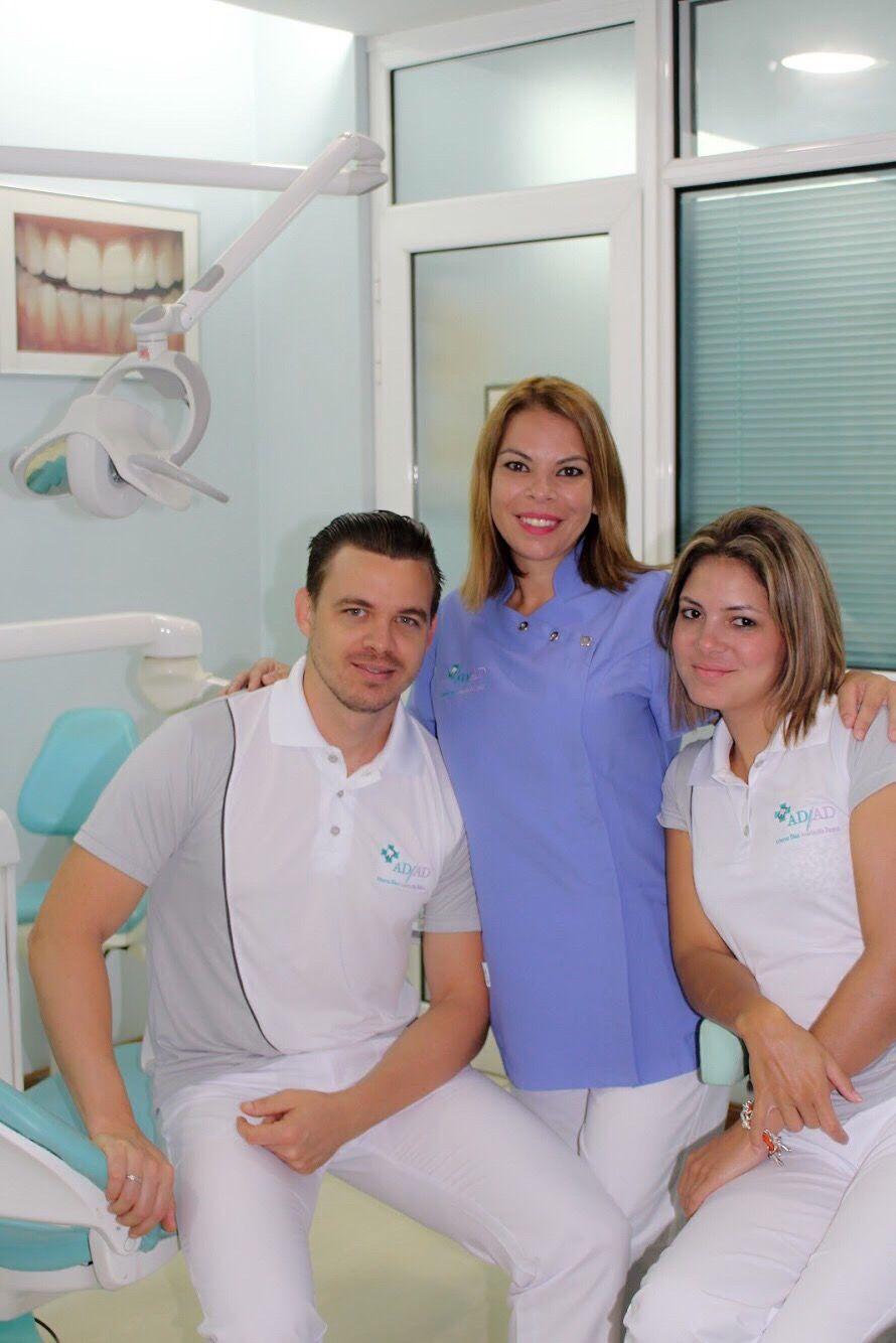 Foto 1 de Clínica dental en Las Palmas de Gran Canaria | Clínica Dental AD/AD