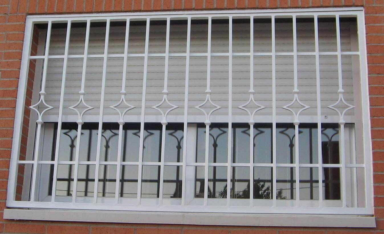 Instalación de rejas de seguridad fijas en Barcelona