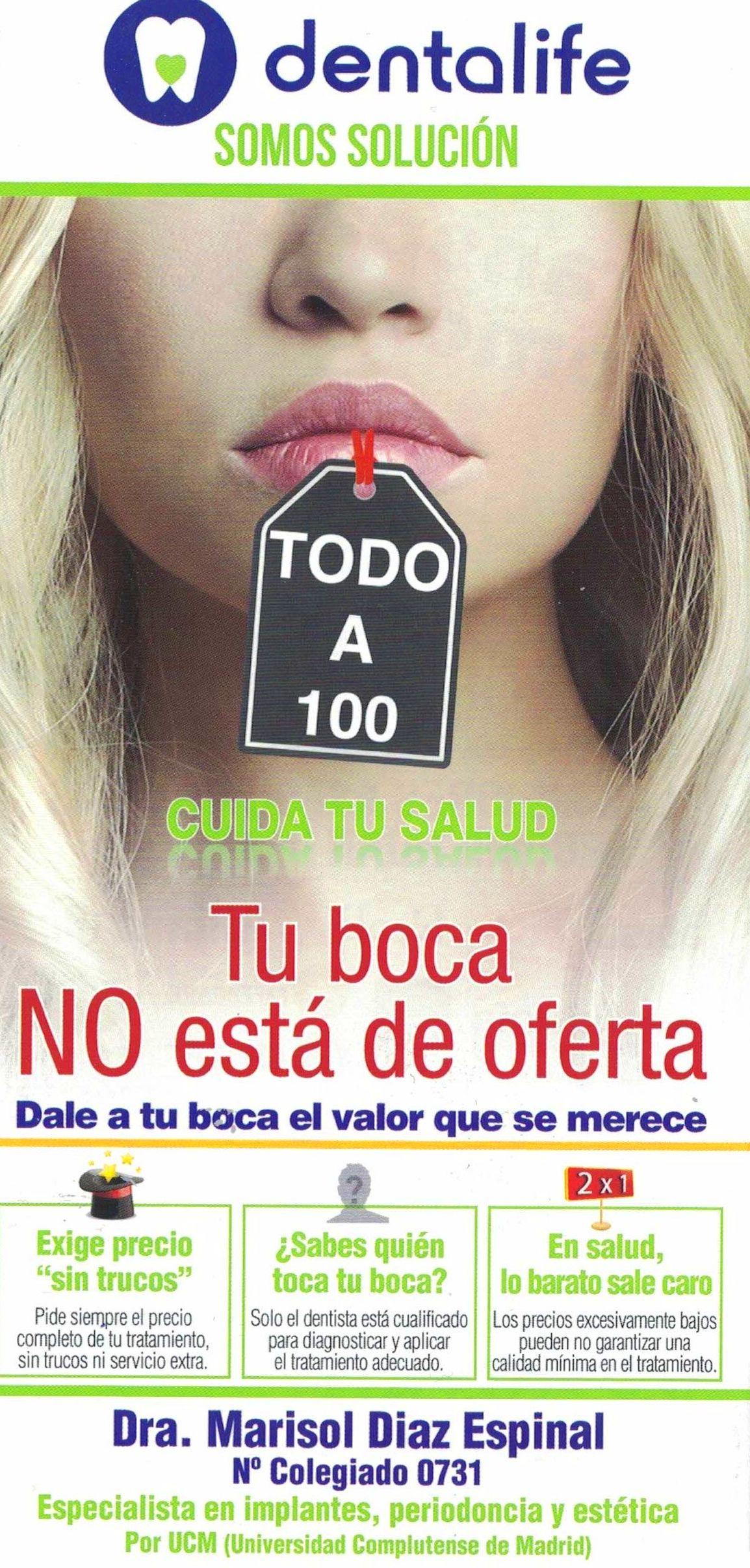 Foto 4 de Clínica dental en Cáceres | Clínicas Dentalife