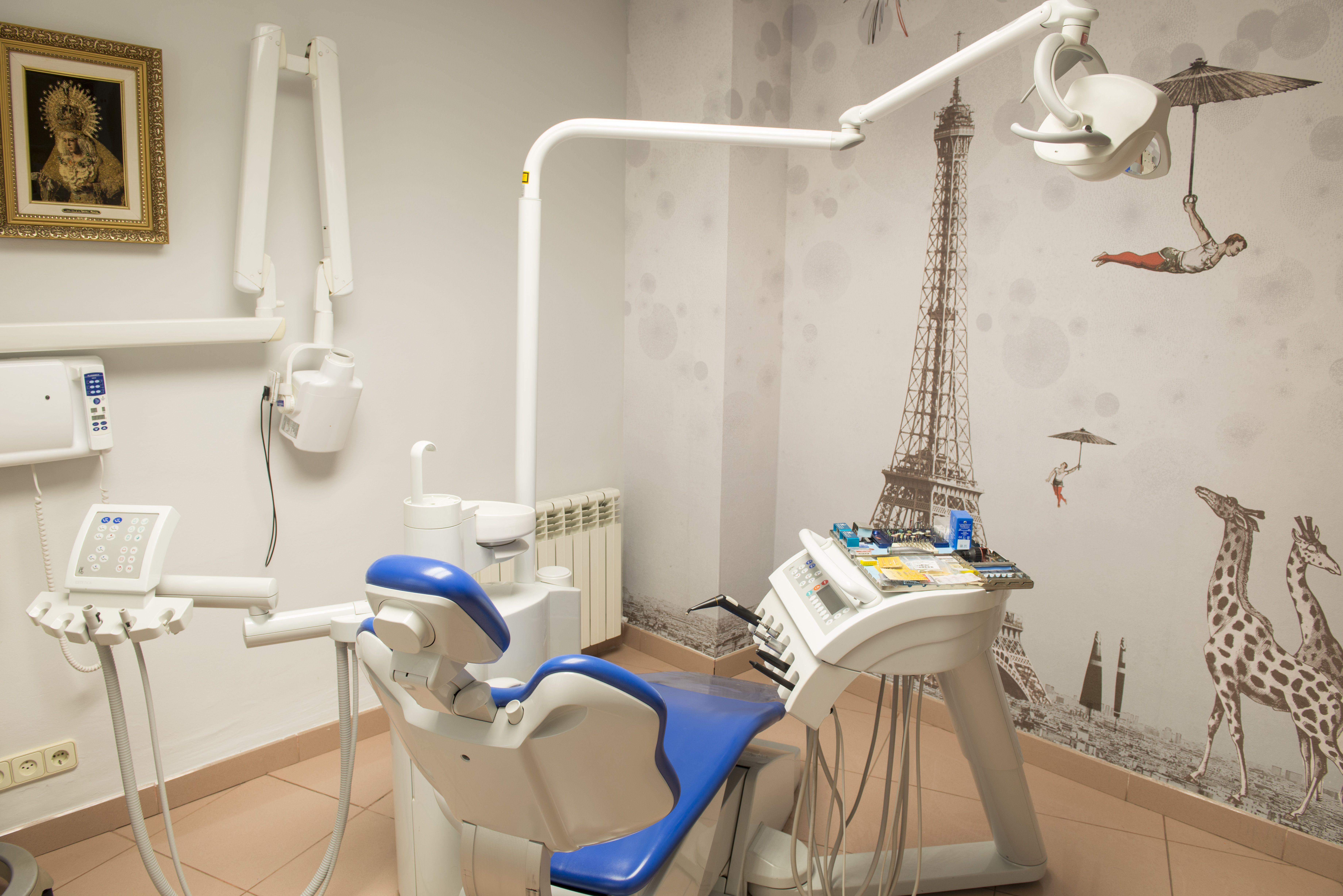 Tratamientos de estética dental en Linares