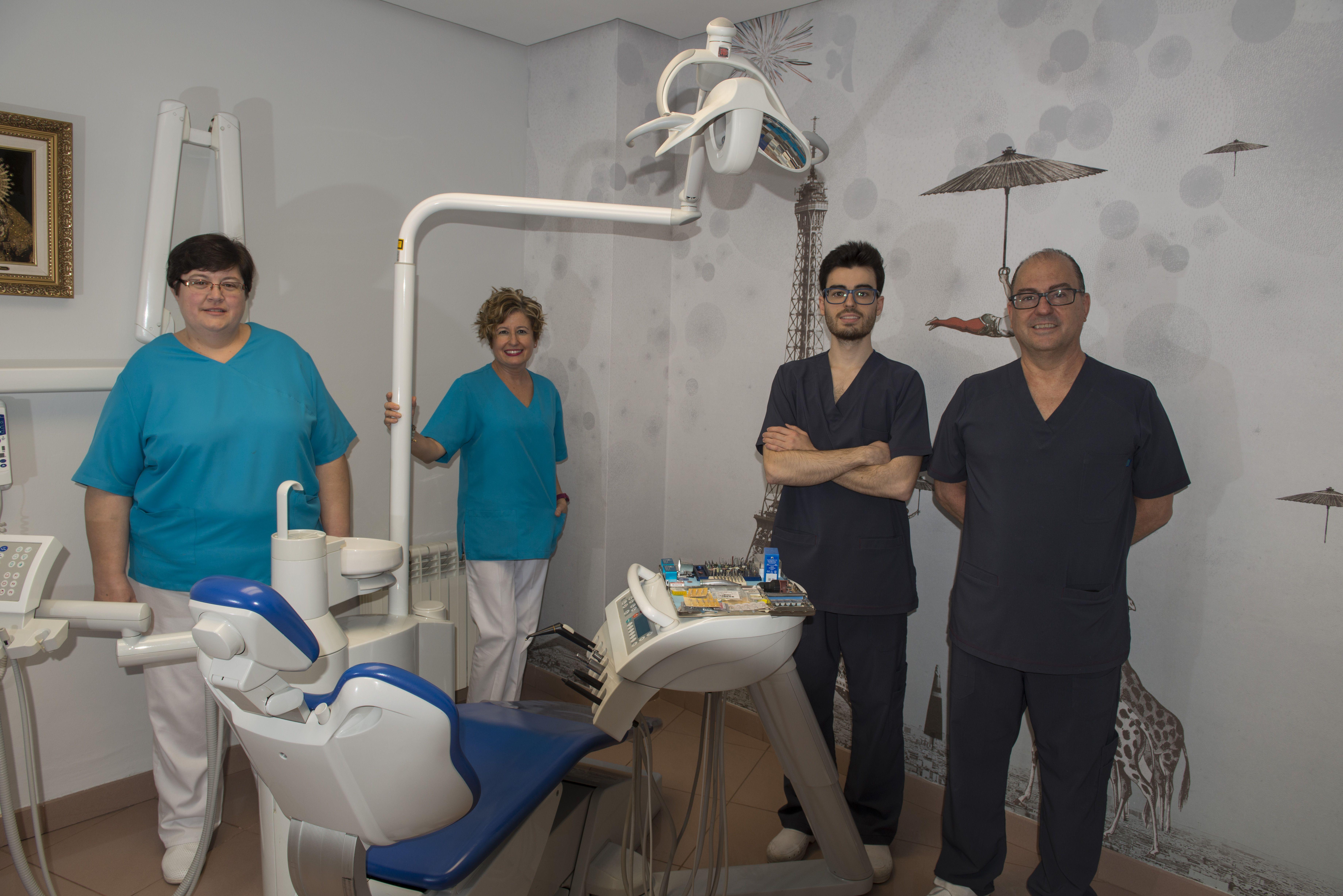 Estética dental en Linares