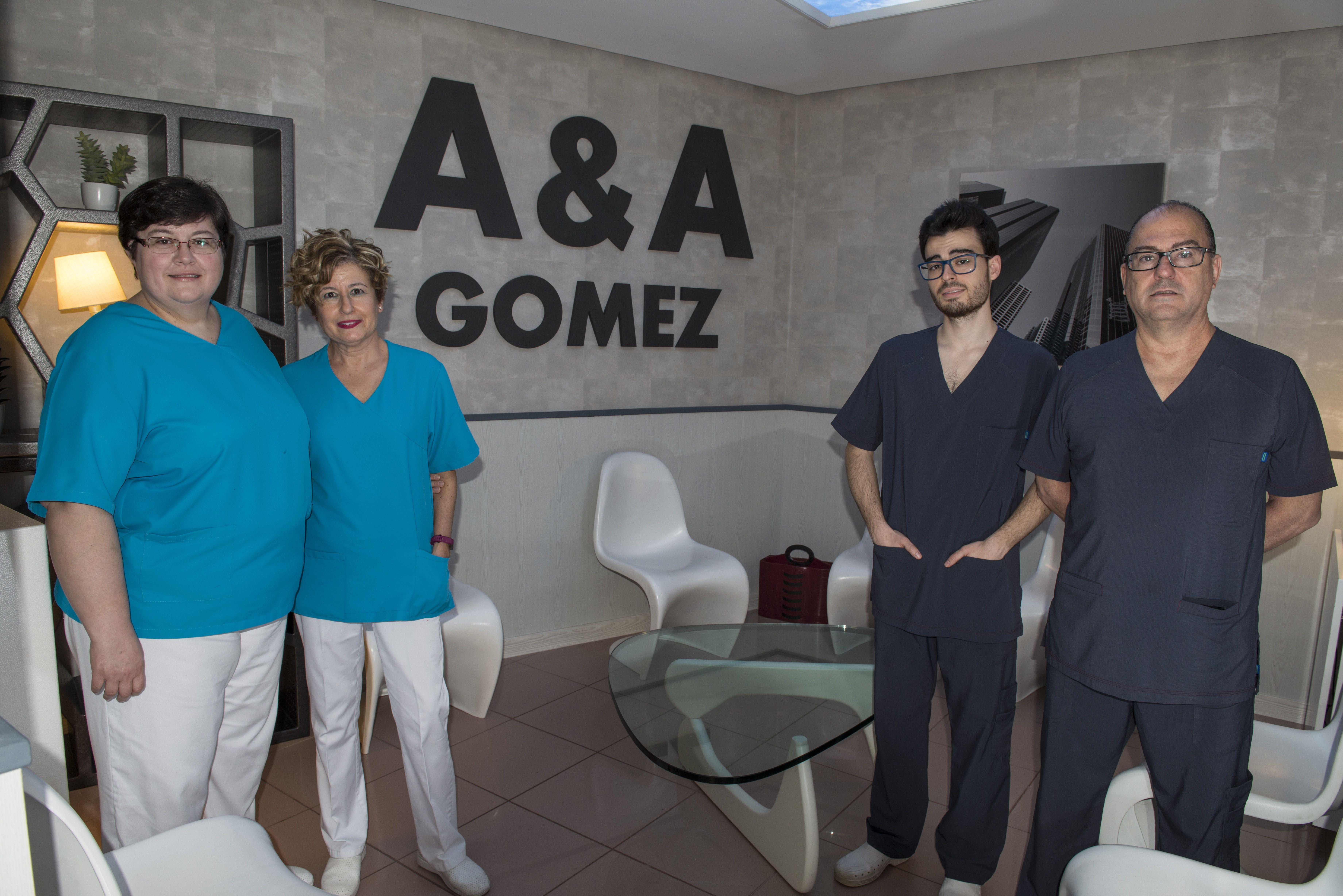 Profesionales de odontología en Linares