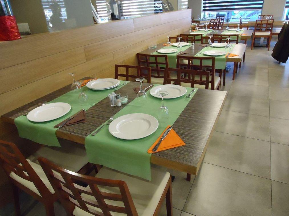 Pizzería en Oliva