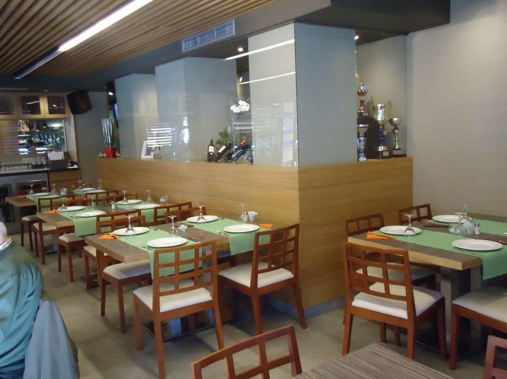 Restaurante de comida italiana en Oliva