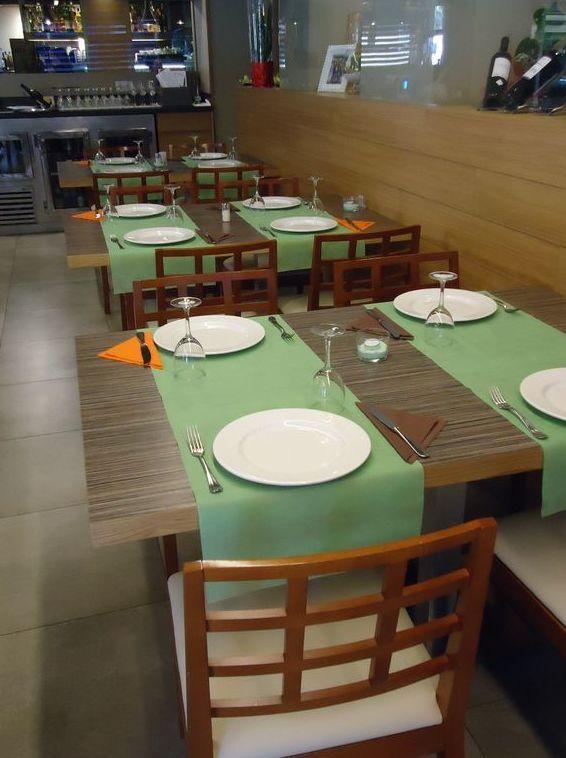 Restaurante con menú del día en Oliva