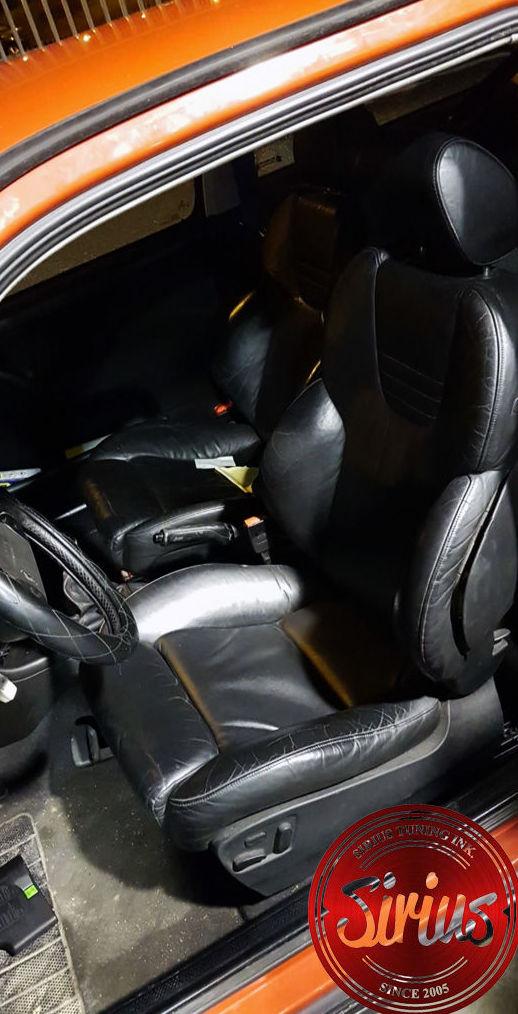 VW Golf 3 - Recaro S3