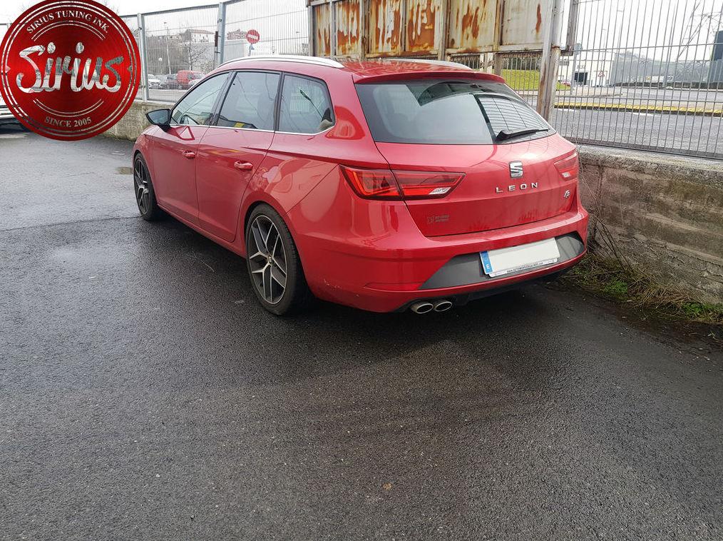 Seat Leon 5F -Eibach Sportline