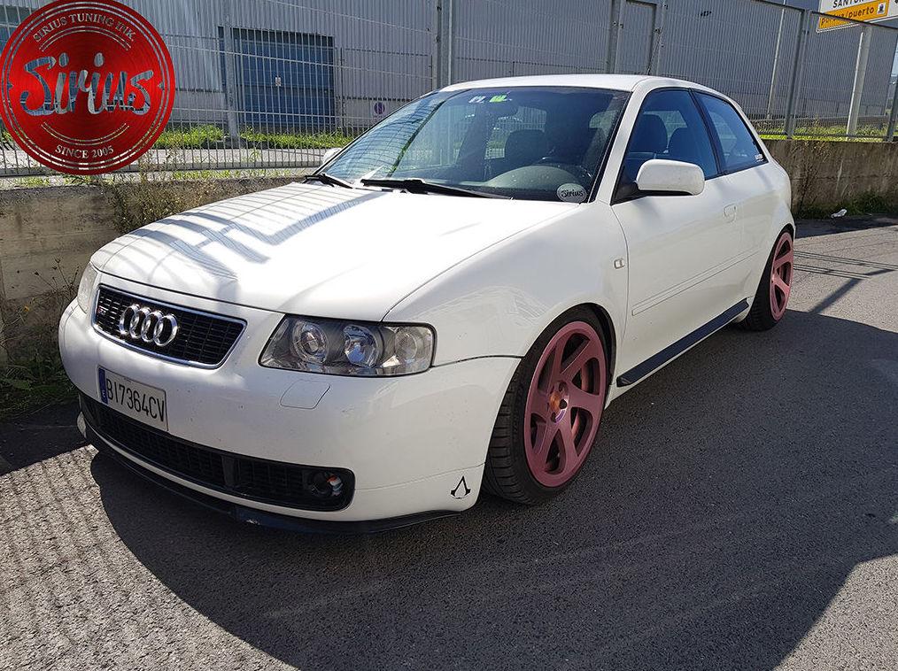 Audi S3 - Copelas regulables