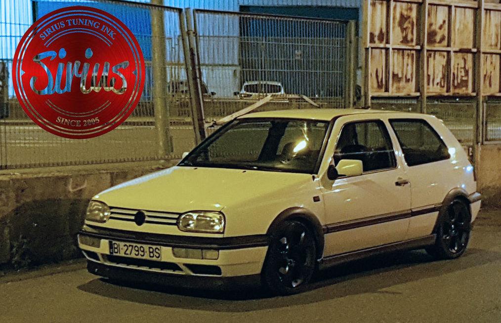 VW Golf 3 GTI - TaTechnix Coilovers