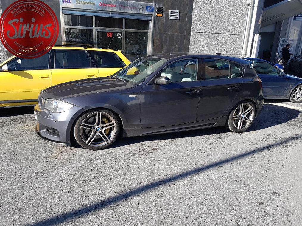 BMW 130i - KW Suspension
