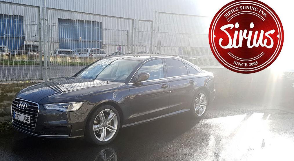 Audi A6 - Llantas MAM A1