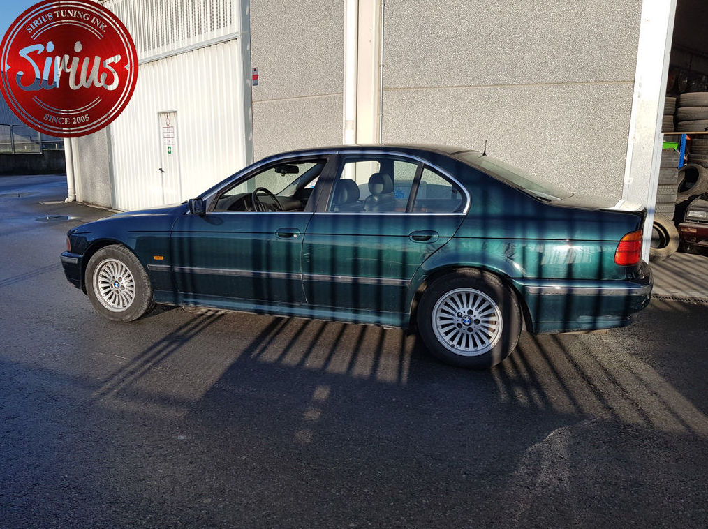 BMW E39 - Coilovers