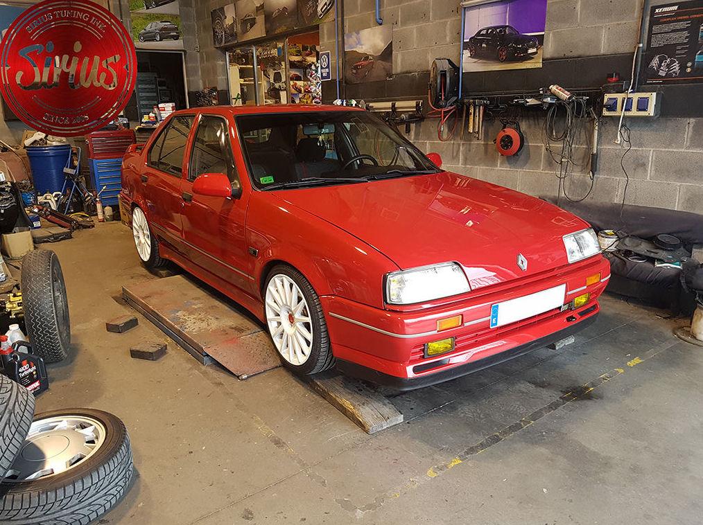Renault 19 16v - Llantas