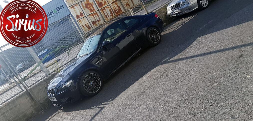BMW M3 E92 - Eibach