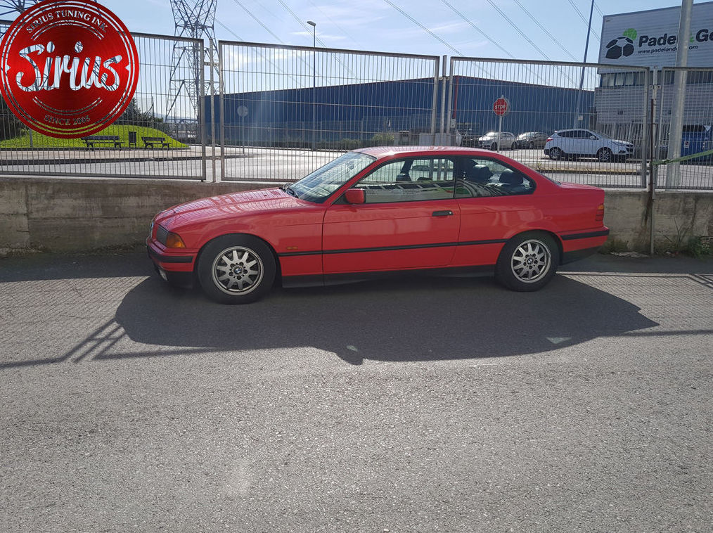 BMW E36 - TaTechnix Coilovers
