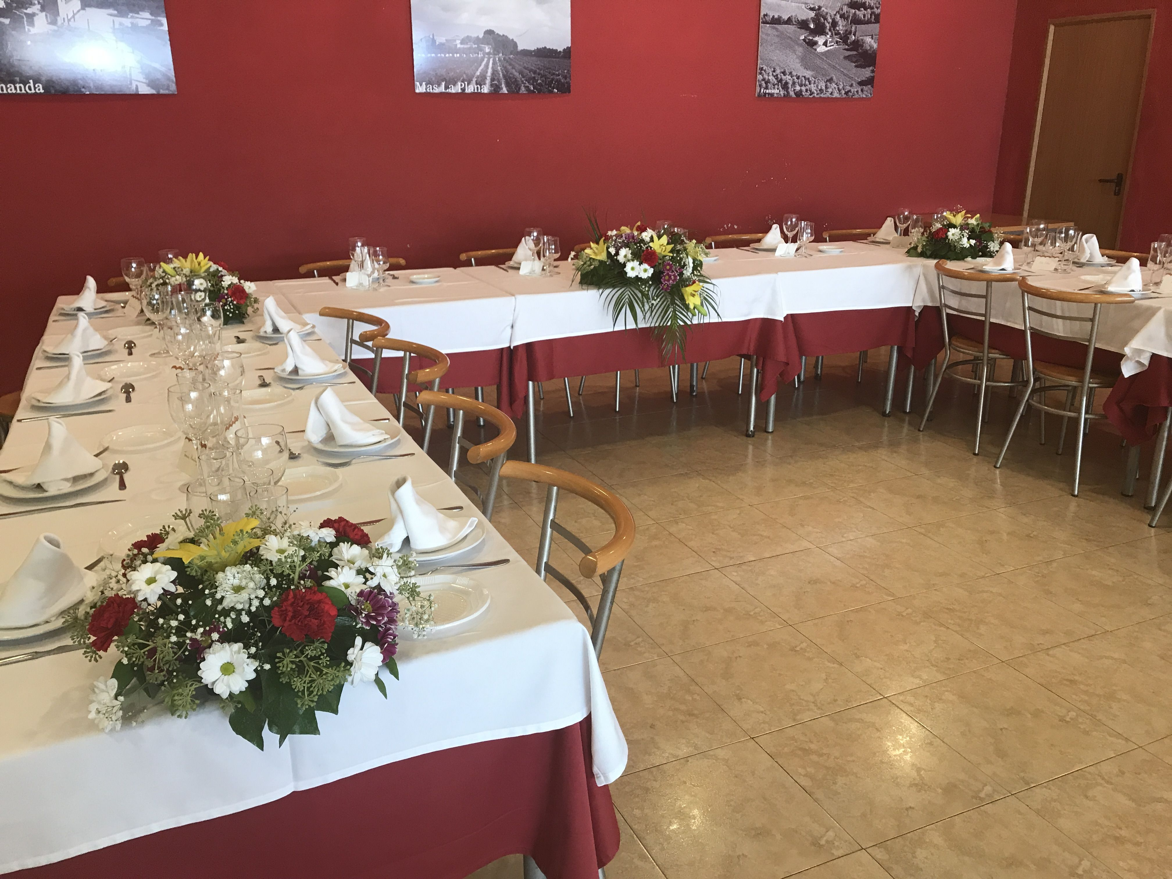 Salones para celebraciones Vilafranca del Penedès