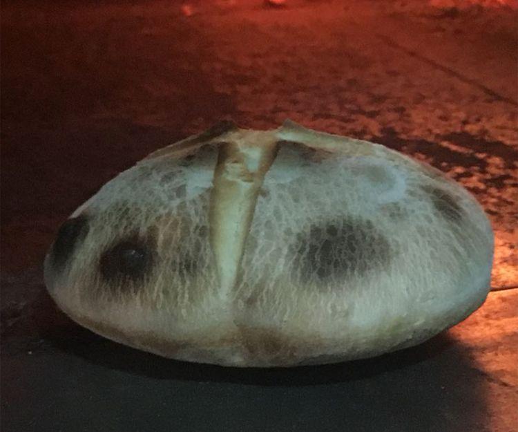 Pan casero para las hamburguesas en Sitges