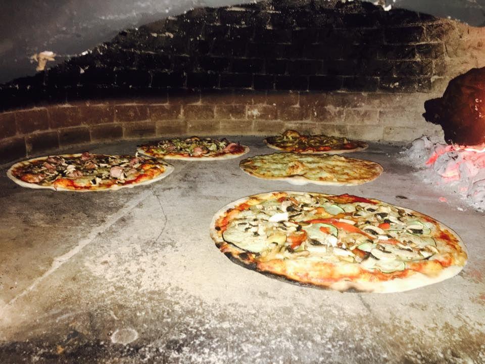 Pizzas: Carta de El Pizzero de Sitges