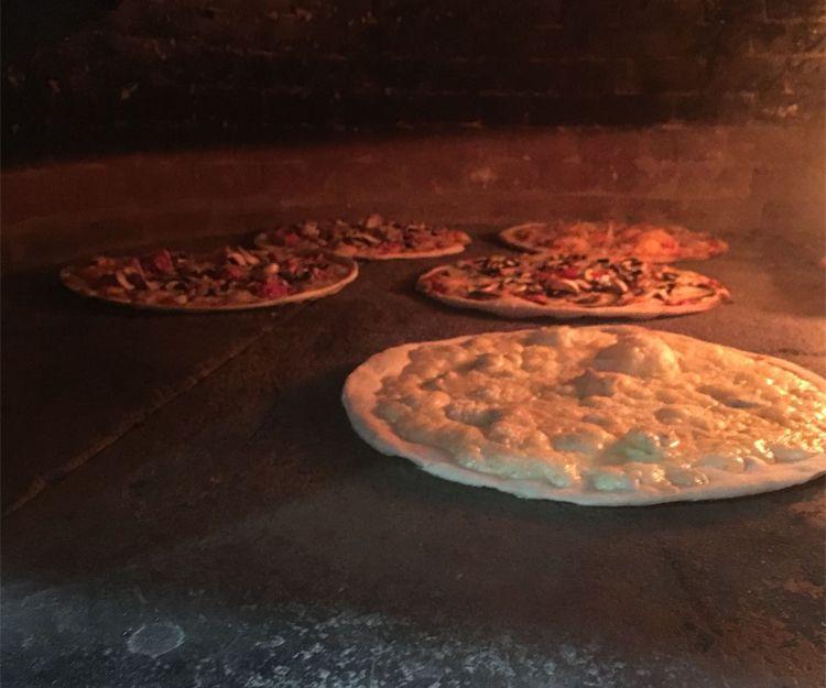 Pizzas caseras a domicilio en Sitges
