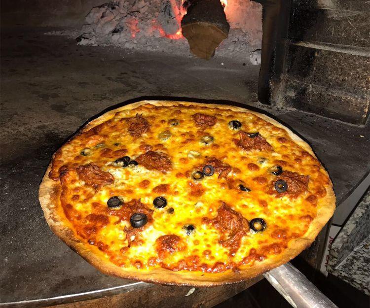 Pizzas artesanas en Sitges