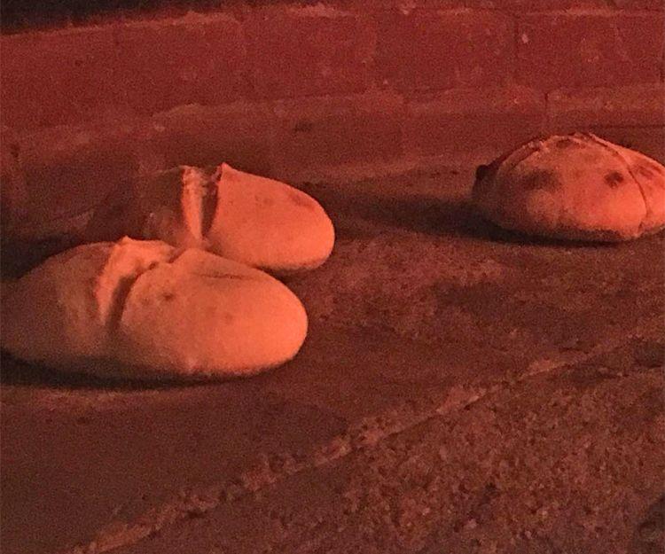 Pan artesano en Sitges