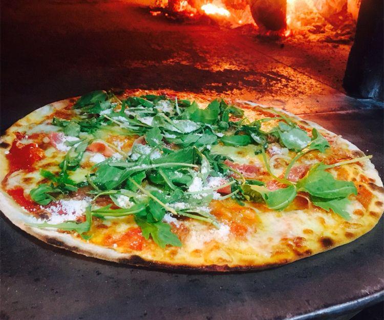 Pizzas auténticas en Sitges