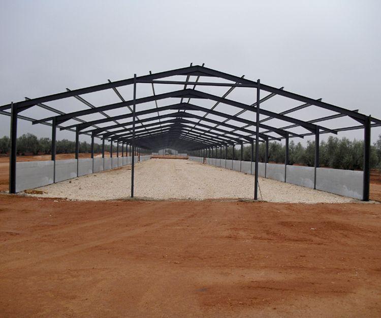 Empresa de construcción de naves en Andalucía