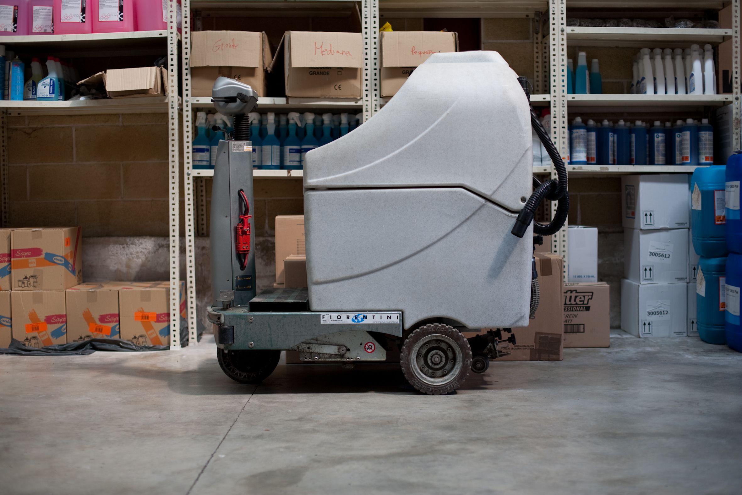 Especialistas en limpieza industrial en Navarra