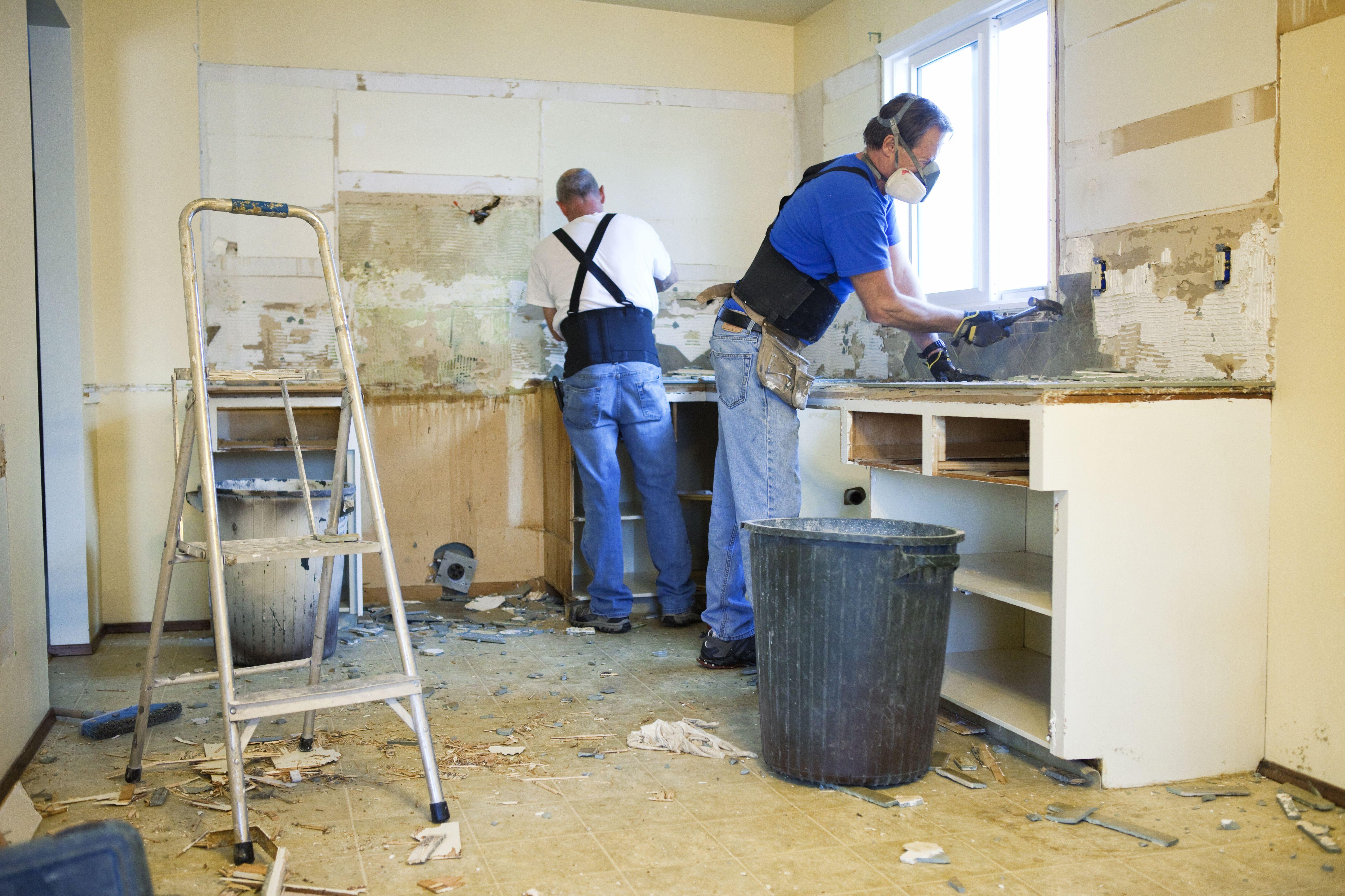 Limpiezas generales y de obra: Servicios de Limpiezas Argia